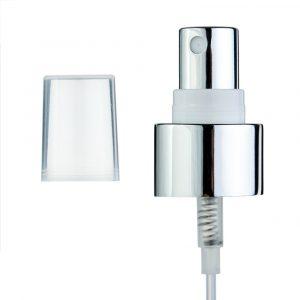Valvula Aluminio 20/410 Plata Brillo